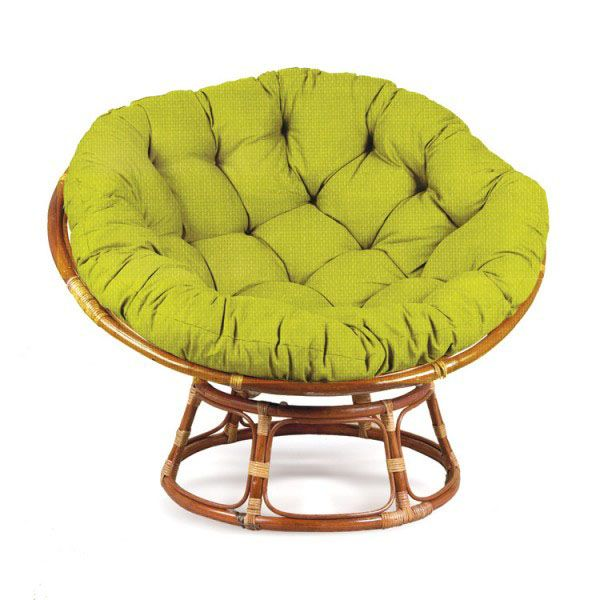 Modern Papasan Chair: Reviving And Reinventing The Comfortable Papasan Chair