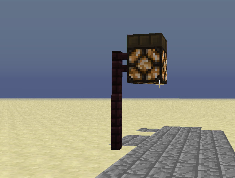 Street Lights A Reality Redstone Discussion And Mechanisms Minecraft Discussion Minecraft Foru Minecraft Minecraft Redstone Creations Minecraft Redstone