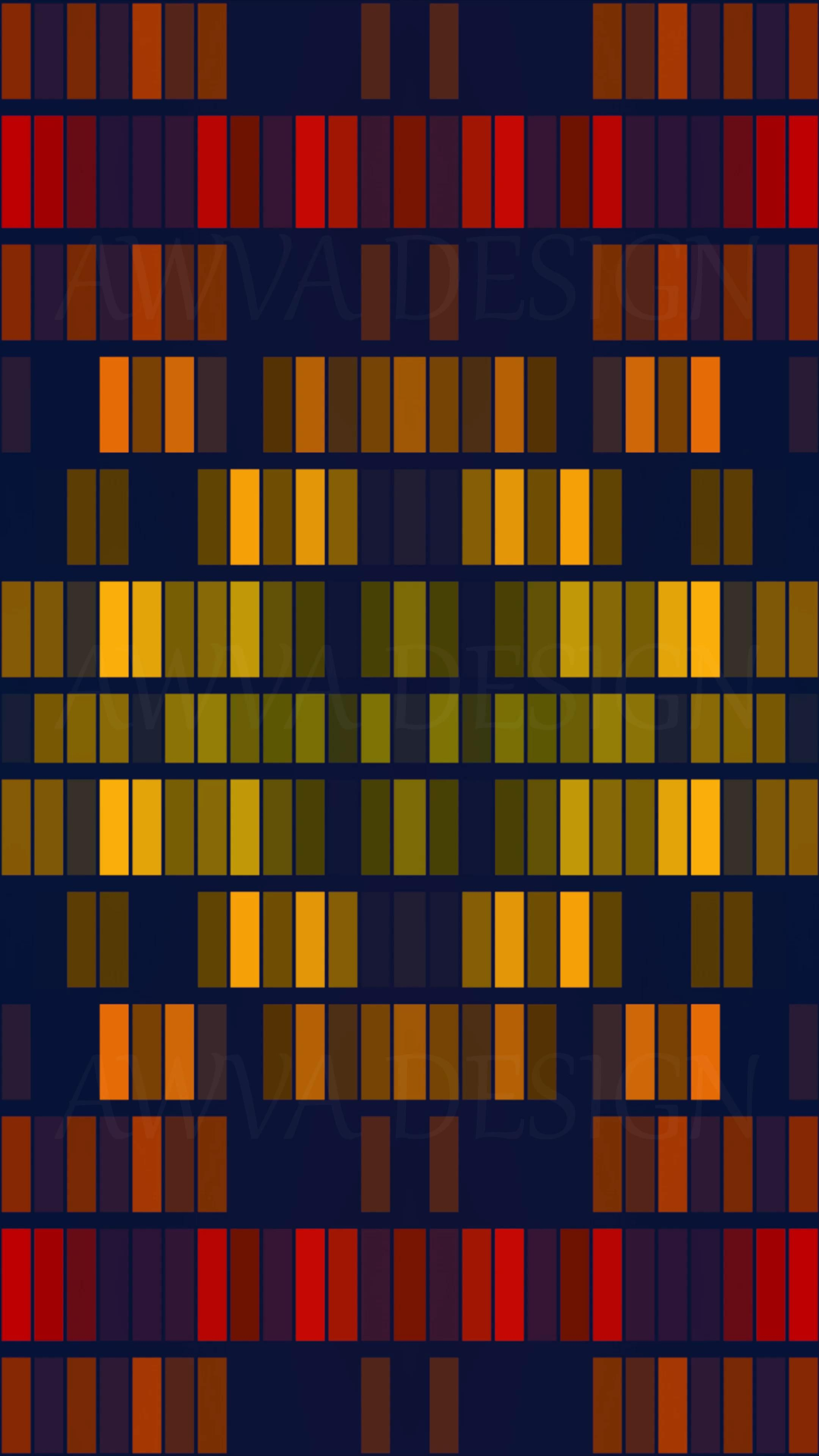 Abstract background with colorful rectangles.