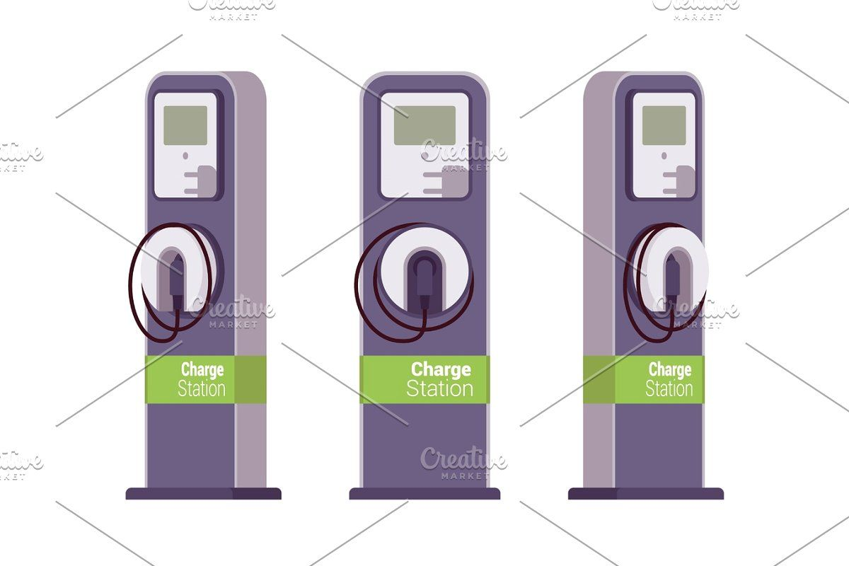 Electric Vehicle Charging Station Electric Vehicle Charging Station Electric Vehicle Charging Electric Cars