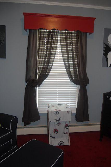 Nightmare Before Christmas Nursery   Childrens bedrooms ...