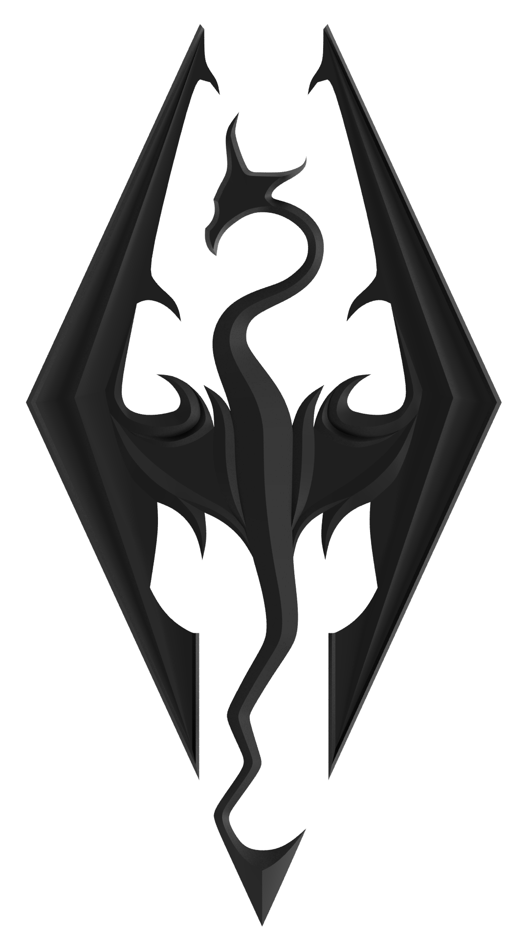 Pin By Bo55man66 On Skyrim Skyrim Skyrim Skyrim Tattoo Skyrim Dragon Dragon Wall Art