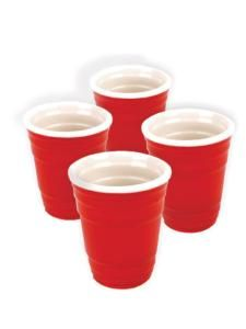 Red Party Cup Shot Gl Set Father S Day Gift Idea Fathersday Drinking Shots