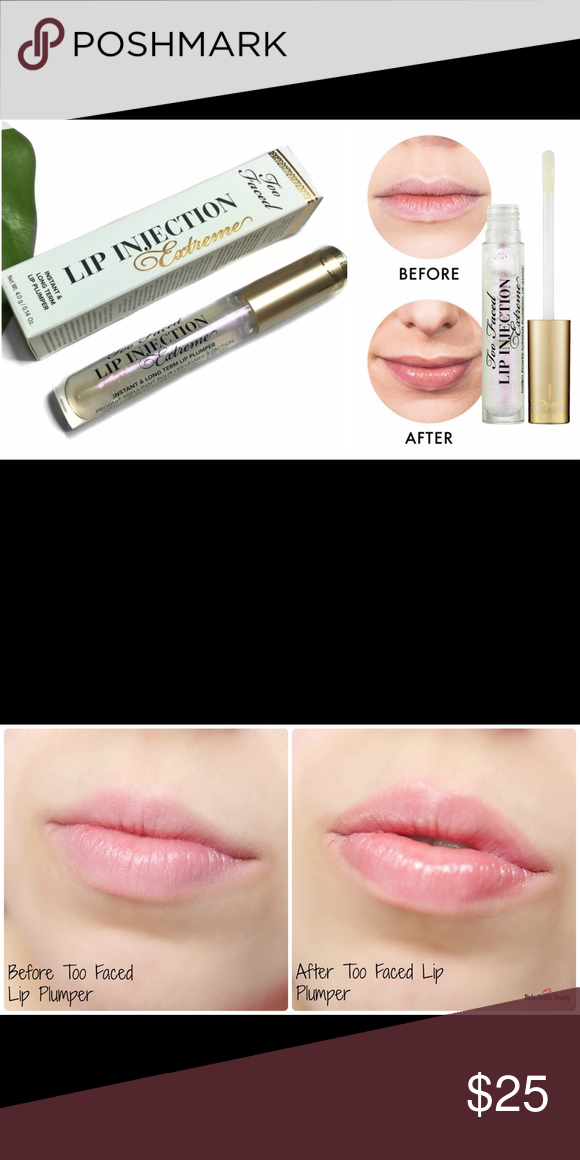 too faced lip injection kicks