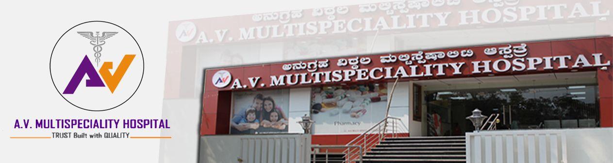 Pin On Av Multi Speciality Hospital