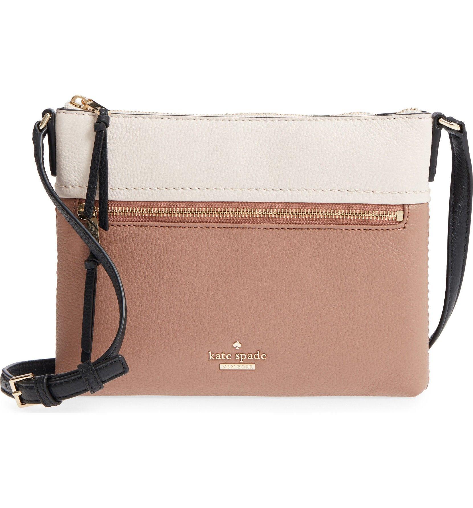 45e69011734e jackson street - gabriele leather crossbody bag