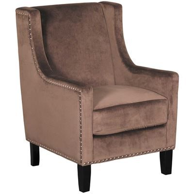 Best Claire Grey Accent Chair Brown Accent Chair Grey Accent 400 x 300