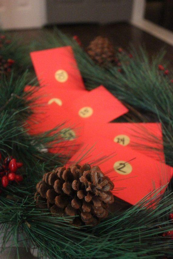 Christmas Cocktail Advent Calendar - New Cocktail Recipe Everyday