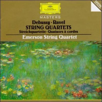 Emerson String Qt - Debussy/Ravel:Qts