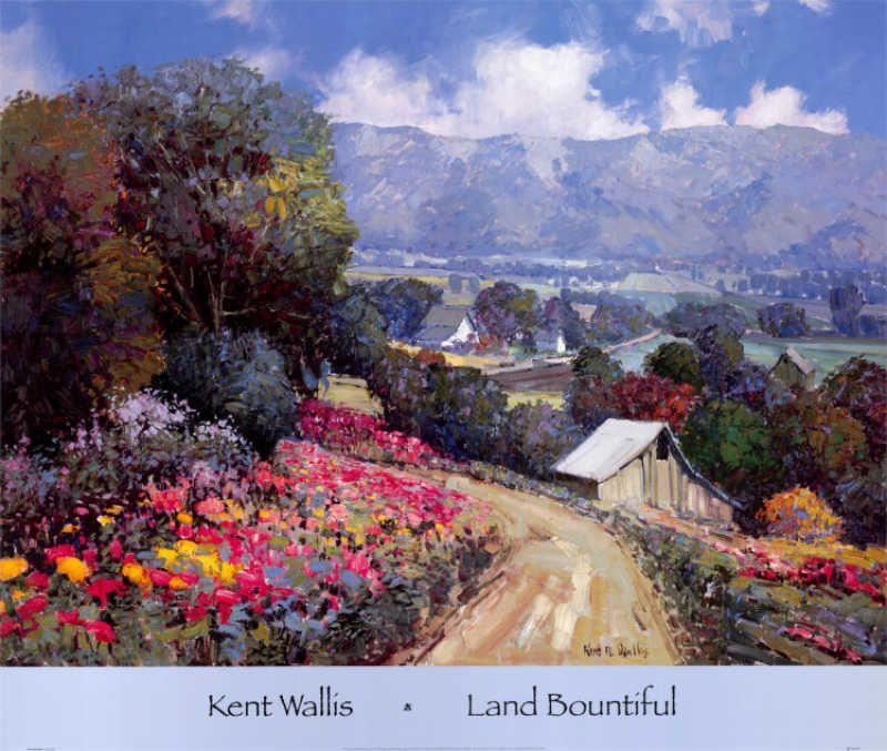 Land Bountiful//// Kent Wallis
