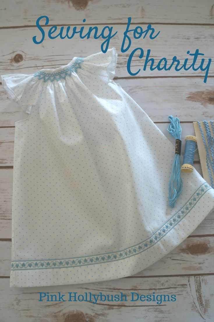 Wedding dress donation  Use your sewing skills for charity by donating your creations to