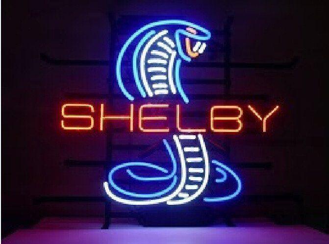 Shelby Cobra Neon Sign for Sale Hanto Neon Sign Beer Neon
