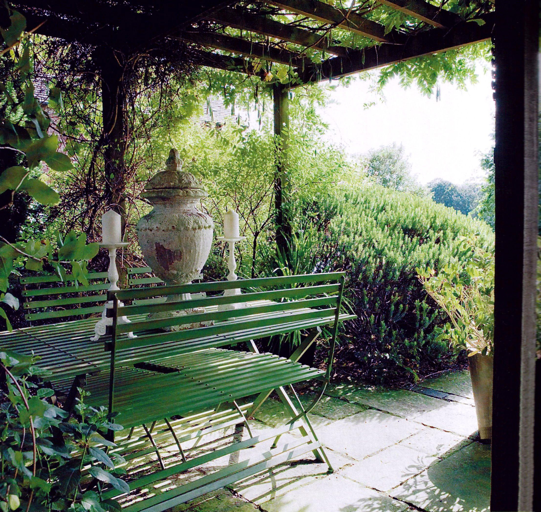 Italian Pergola | Pergola, Garden arbor, English country gardens