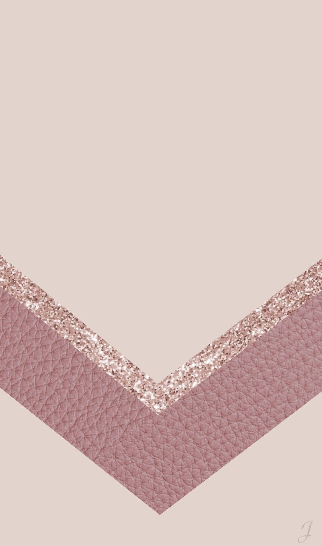 Beige Rose Gold Glitter And Pink Leather Pink Wallpaper Iphone Gold Wallpaper Iphone Phone Wallpaper Patterns