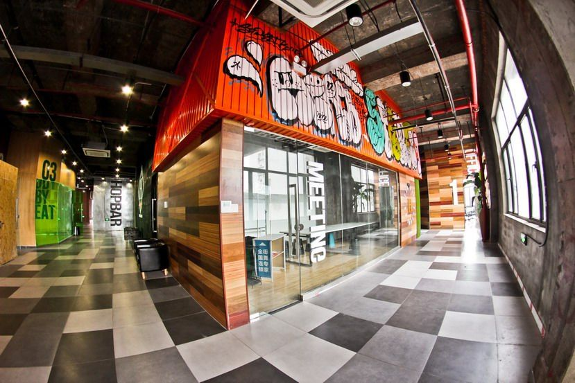 Hiphop Gang Dance Club Interior Design Shanghai On Behance Gorgeous Interior Design Shanghai Creative