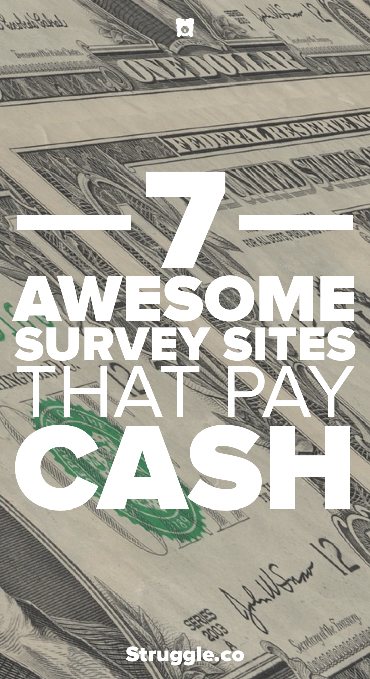 Awesome Survey Sites That Pay Cash Extra Money Earn Money