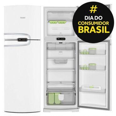 Ricardo Eletro Refrigerador Geladeira Consul Frost Free 2 Portas