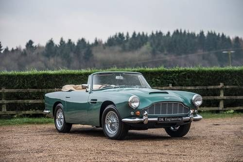 Aston Martin DB Convertible For Sale For Sale Cars - Aston martin convertible for sale