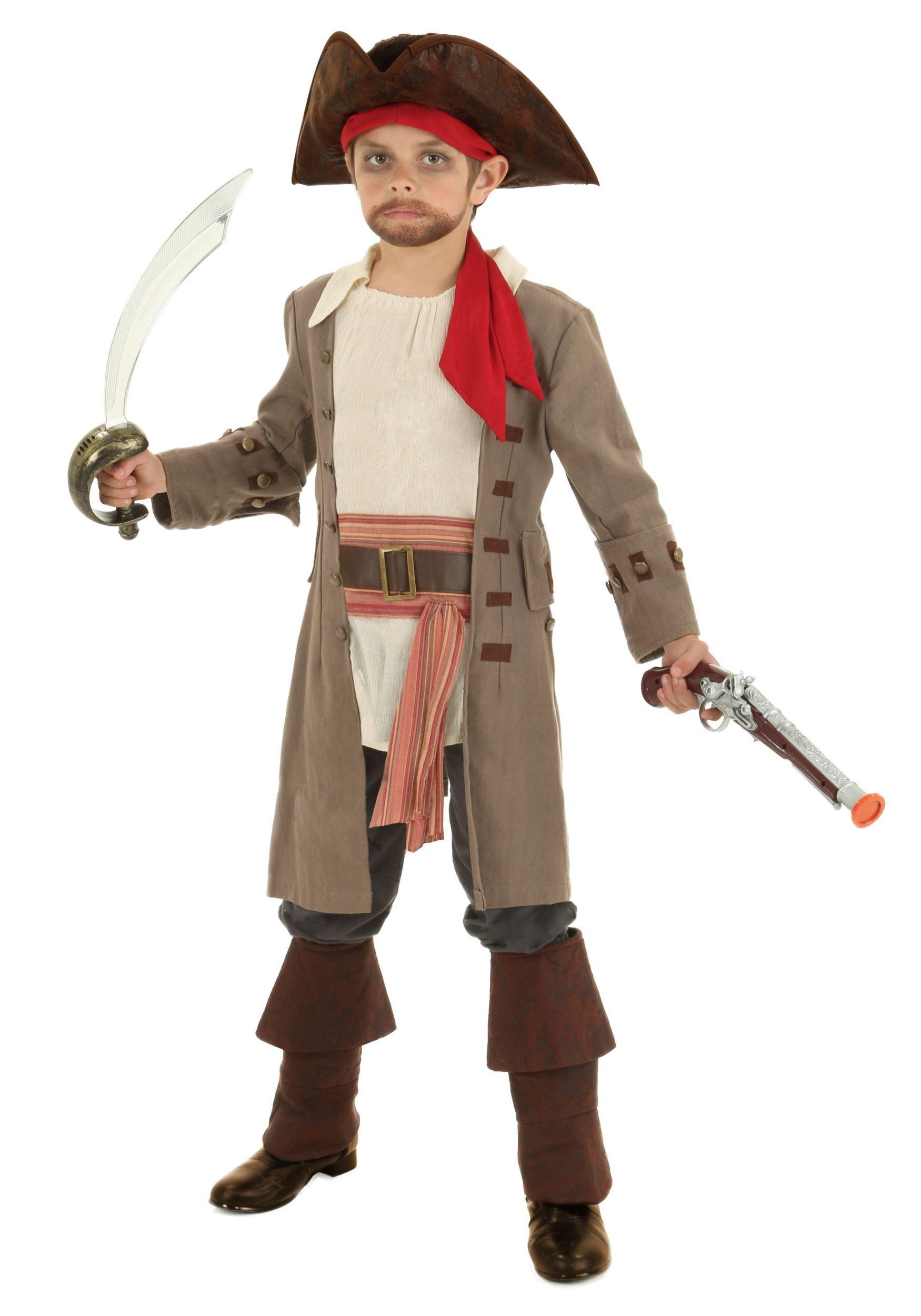 baby halloween child pirate captain costume - Halloween Costumes For Preschoolers