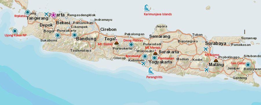 Java Travel Guide | Indonesia Travel Guide | Indonesien