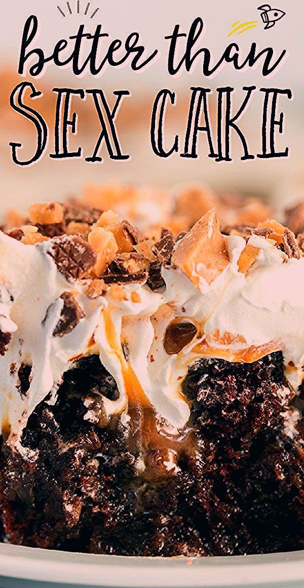 Photo of Better than Sex Cake Recipe