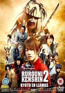 Ver película Rurouni Kenshin Kyoto en llamas online latino 2014 gratis VK  completa HD sin cortes descargar audio español latino online. 78327ace41c