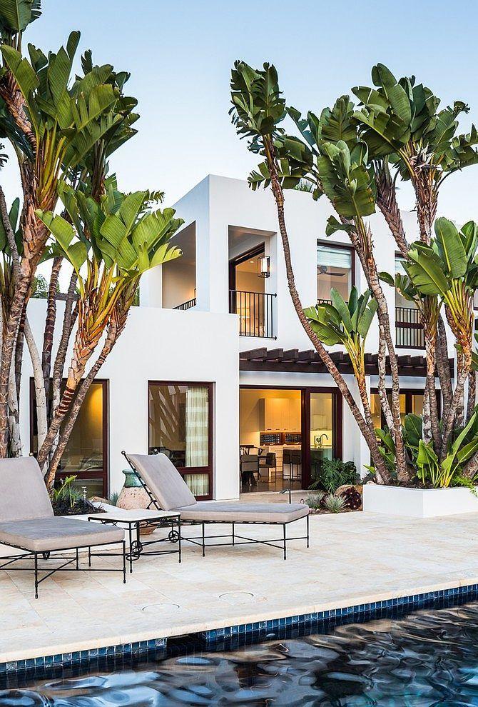 une maison design avec piscine httpwwwm habitatfrpreparer son projettypes de maisonsles maisons duplex 792_a