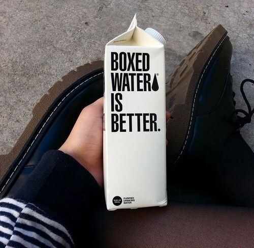 box water is better tumblr - Google Search | Summerr baby ...