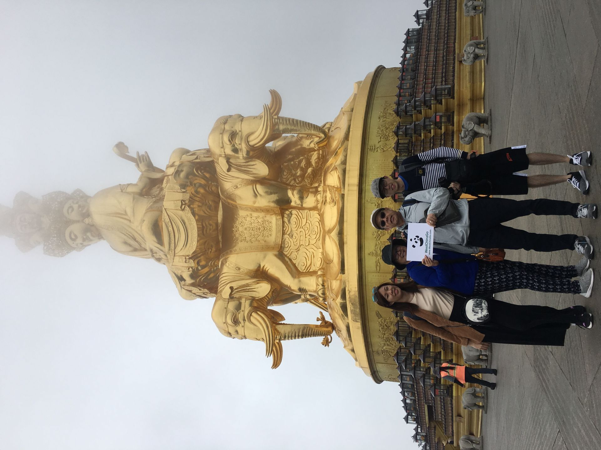 Mount Emei Tours