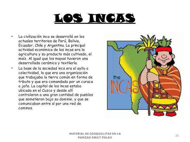 Pinto Dibujos Niños Del Planeta Para Colorear: APOYO ESCOLAR ING MASCHWITZ: CIVILIZACIONES DE AMÉRICA