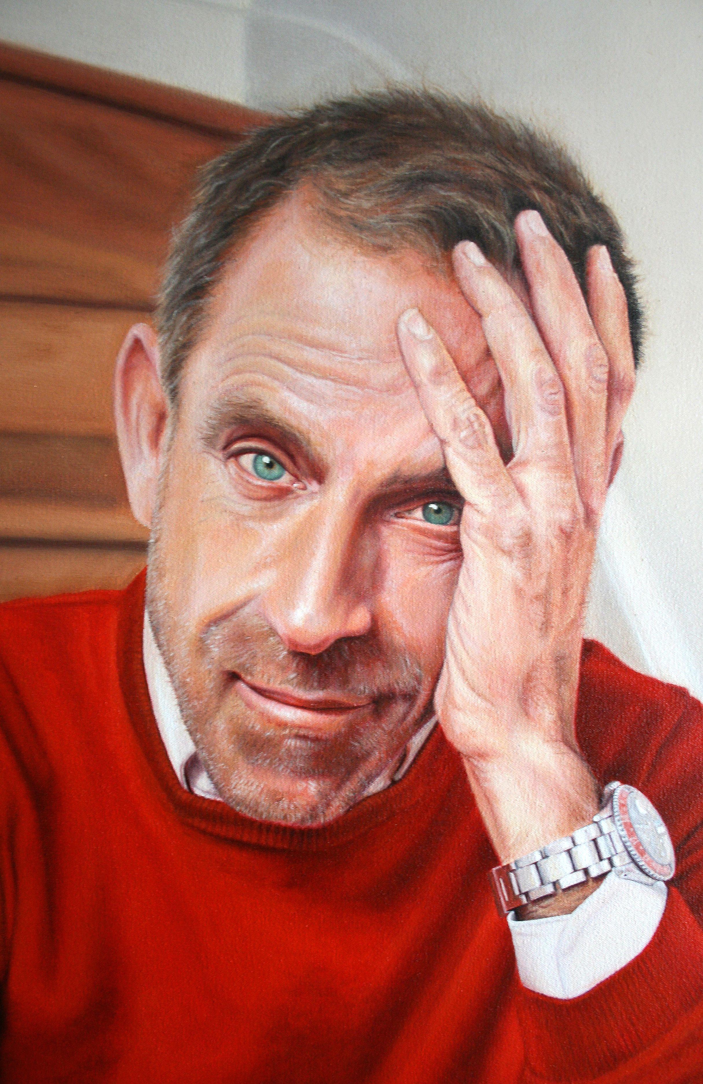 Portrait Of Fashion Designer Amp Tv Personality Ben De Lisi National Portrait Gallery Portrait Rings For Men Fashion