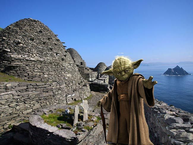 Star Wars Movie Set To Film On County Kerry Island Irishcentral Com Star Wars Movie Star Wars Film World Heritage Sites