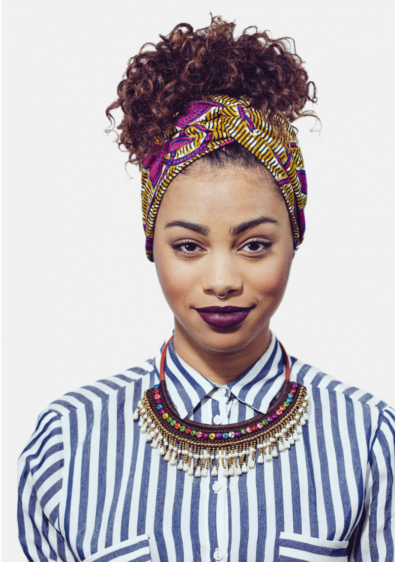 Beauté en 2019 Robe africaine mariage, Maquillage