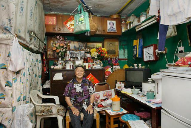 en hong kong una de las ciudades ms ricas de china y el mundo