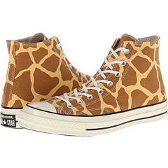 bdfe674463a I NEED these giraffe print Converse!   Cute   Chuck taylors ...