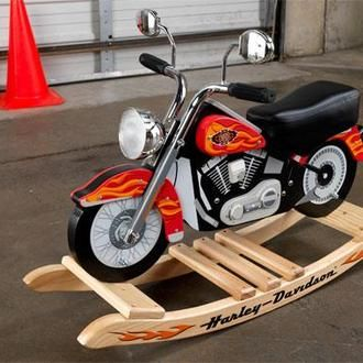 Harley Davidson Softtail Rocker   Future kiddos!   Pinterest ...