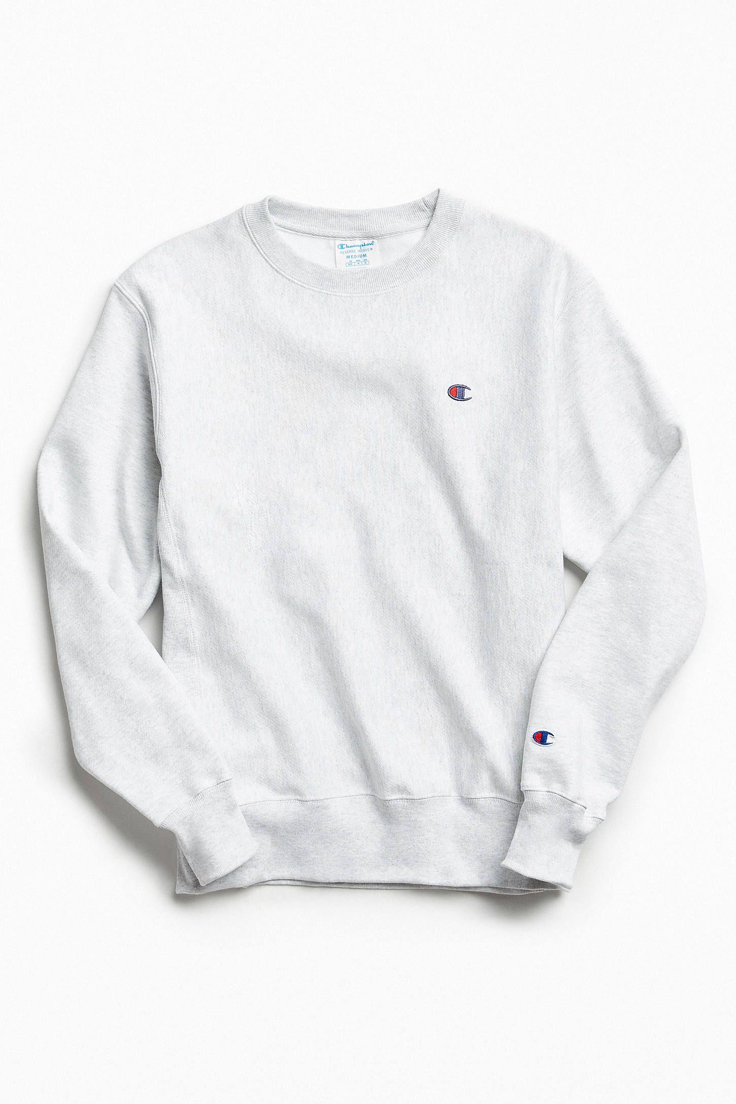 10bd31ffff22 Champion Reverse Weave Fleece Crew Neck Sweatshirt in 2019