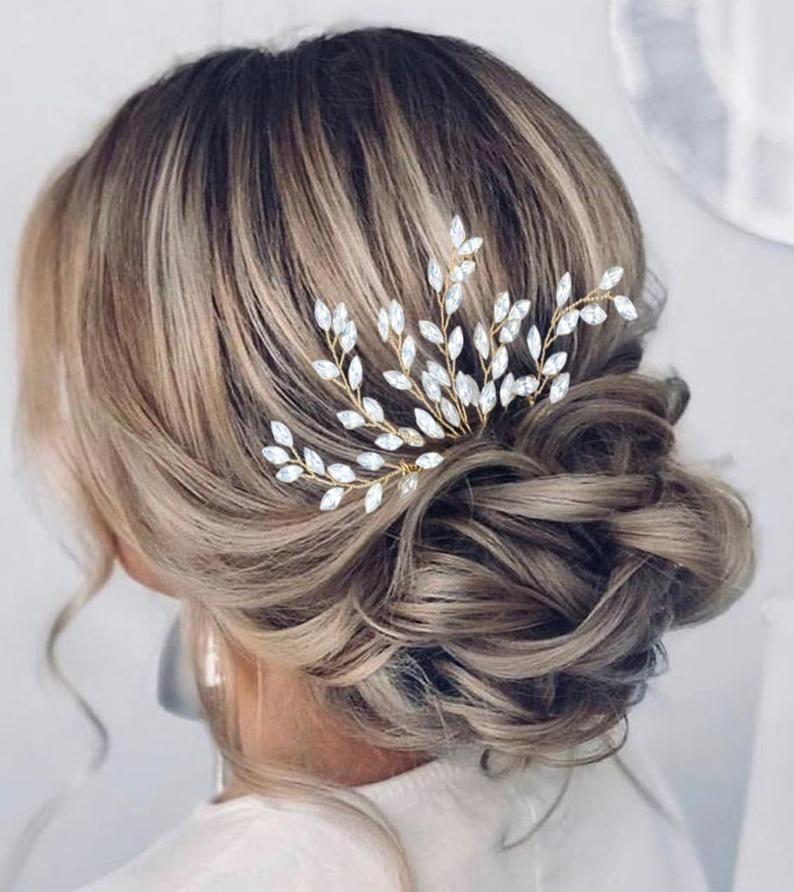 Wedding hair piece Bridal hair piece Bridal hair c