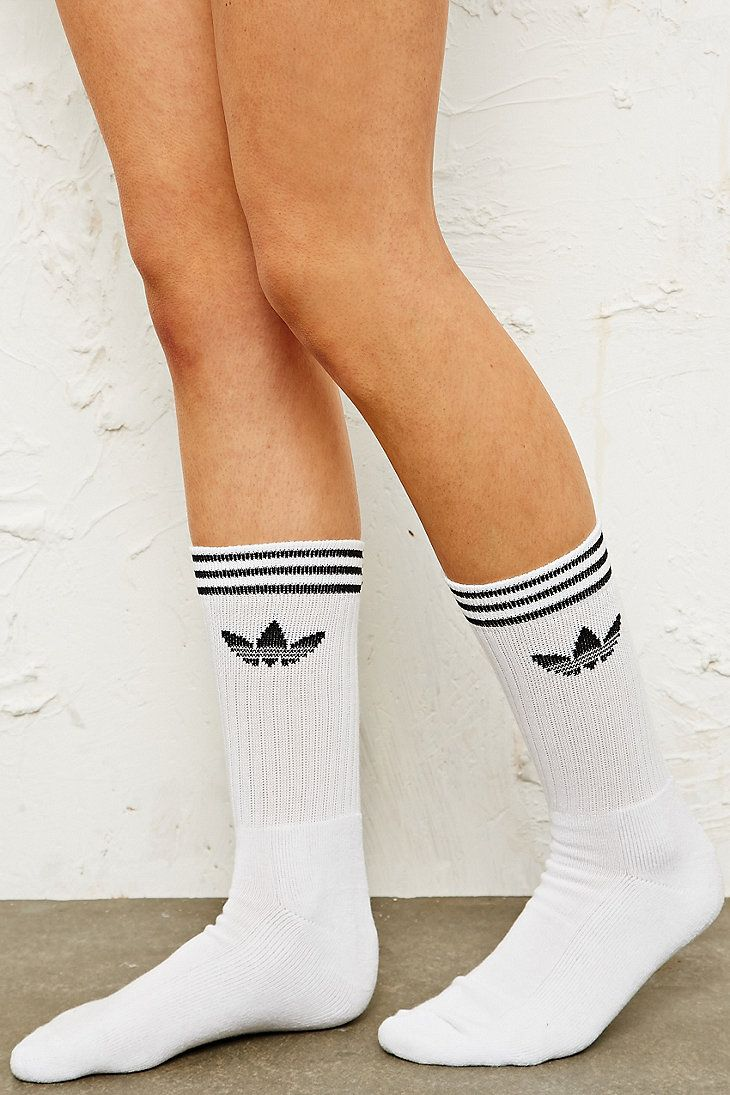 f586cc98705 Adidas Socks in White urbanoutfitters