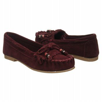 Steve Madden Teana Shoes (Burgundy Suede) - Women's Shoes - 9.0 M