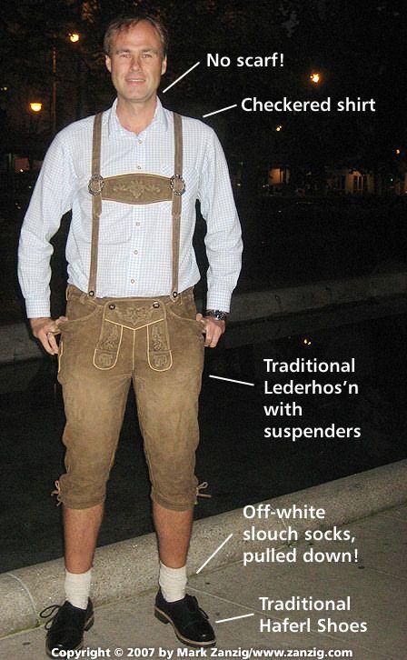32a660adfb9 Traditional Bavarian Dress for men | Dirndl & Lederhosen ...