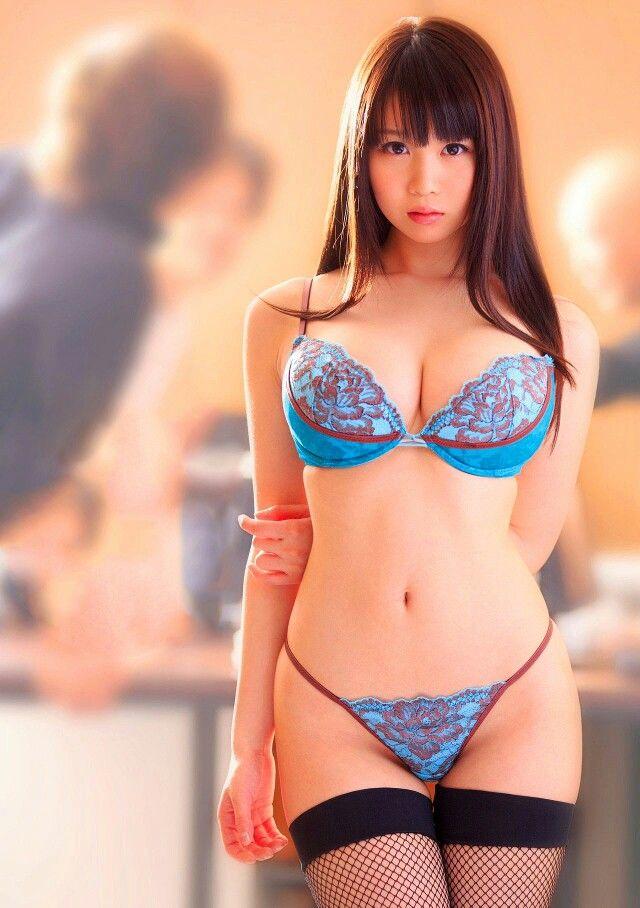 Big Busted Asian Women