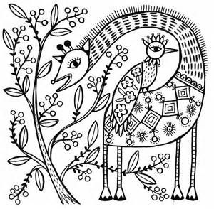 Free Tinga Tinga Tales Coloring Pages African Art Paintings African Art Projects African Art
