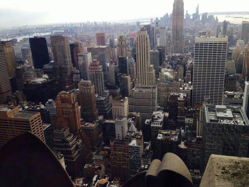 Nova York a l'hivern