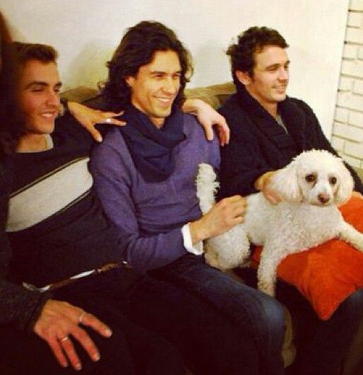 James, Dave, and Tom Franco. | James franco, Franco ...