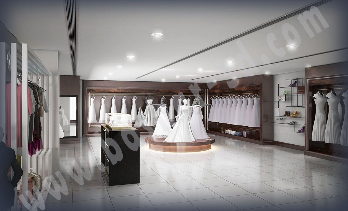 Modern ideas for wedding shop interior design render by ds max also rh pinterest