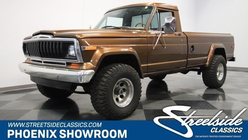 Ebay 1988 J10 4x4 1988 Jeep J10 4x4 Pickup Truck 360 V8 3 Speed Automatic Classic Vintage Collecto