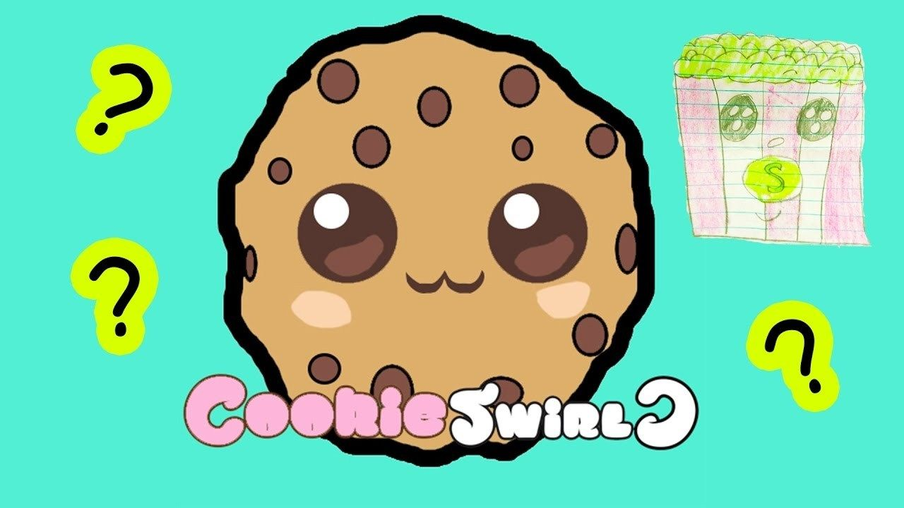 Cookie Swirl C Coloring Pages Free to Color  Cookie swirl c