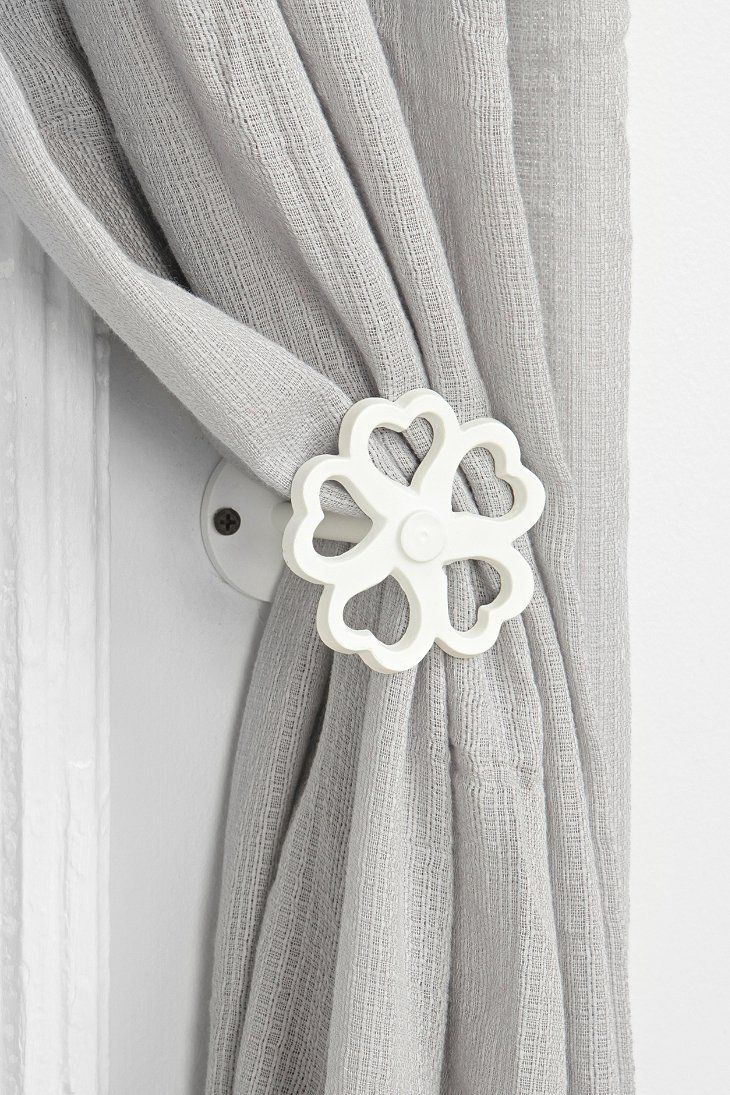 Eyelet Curtain Tie Back Urban Outfitters Curtain Ties Curtain