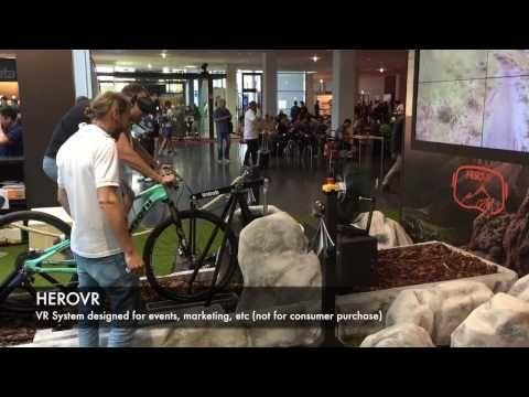 Early Look Zwift In Vr Dc Rainmaker Marketing Activities